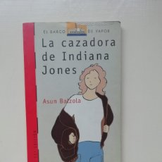 Libros de segunda mano: LA CAZADORA DE INDIANA JONES. Lote 220619200