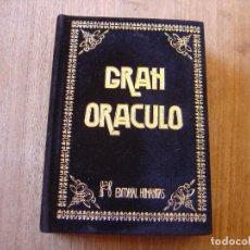 Libri di seconda mano: GRAN ORÁCULO. R.G. JELPI. EDITORIAL HUMANITAS. PRIMERA EDICIÓN 1991. Lote 220634973