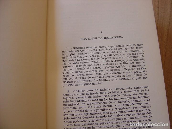Libros de segunda mano: HISTORIA DE INGLATERRA. ANDRÉ MAUROIS. EDITORIAL SURCO. 1ª EDICIÓN 1943 - Foto 5 - 220671882