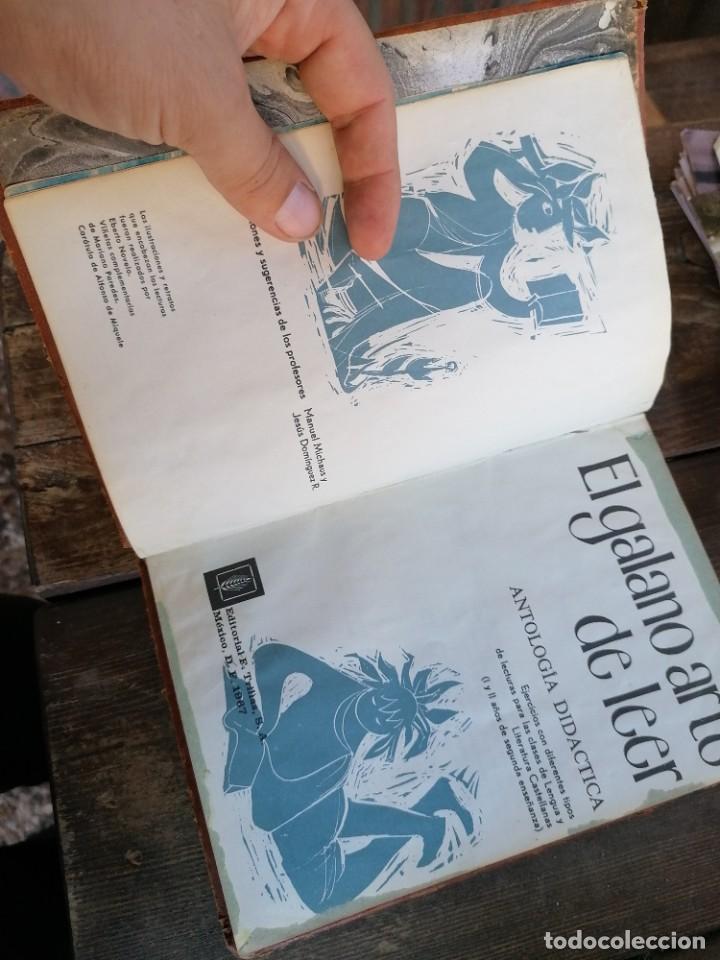 Libros de segunda mano: el galano arte de leer - Foto 3 - 220722417