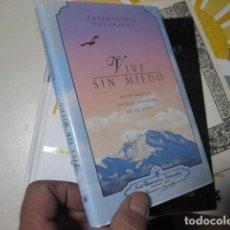 Libros de segunda mano: VIVE SIN MIEDO - PARAMAHANSA YOGANANDA. Lote 288339473