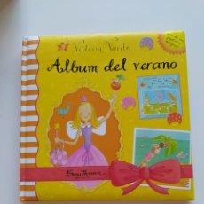 Libros de segunda mano: VALERIA VARITA ÁLBUM DE VERANO. Lote 220759327