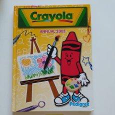 Libros de segunda mano: CRAYOLA. Lote 220759401