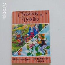 Libros de segunda mano: CLÁSICOS DE BOLSILLO. Lote 220759557