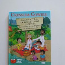 Libros de segunda mano: LAS AVENTURAS DE LOS MELLIZOS TREETOP. Lote 220804622