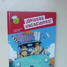 Libros de segunda mano: ¡ODIOSAS VACACIONES!. Lote 220808531