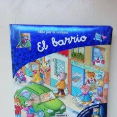 Libros de segunda mano: EL BARRIO. Lote 220809240