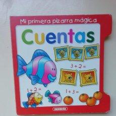 Libros de segunda mano: CUENTAS. Lote 220809265