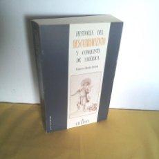 Libros de segunda mano: FRANCISCO MORALES PADRON - HISTORIA DEL DESCUBRIMIENTO Y CONQUISTA DE AMERICA - GREDOS 1990. Lote 220820312