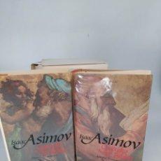 Libros de segunda mano: ISAAC ASIMOV GUÍA DE LA BIBLIA 2 TOMOS. Lote 220853853