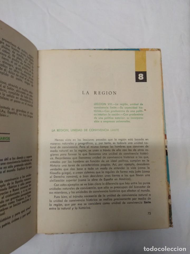 Libros de segunda mano: Formación politico-social. Tercer curso de bachillerato. - Foto 4 - 220855836