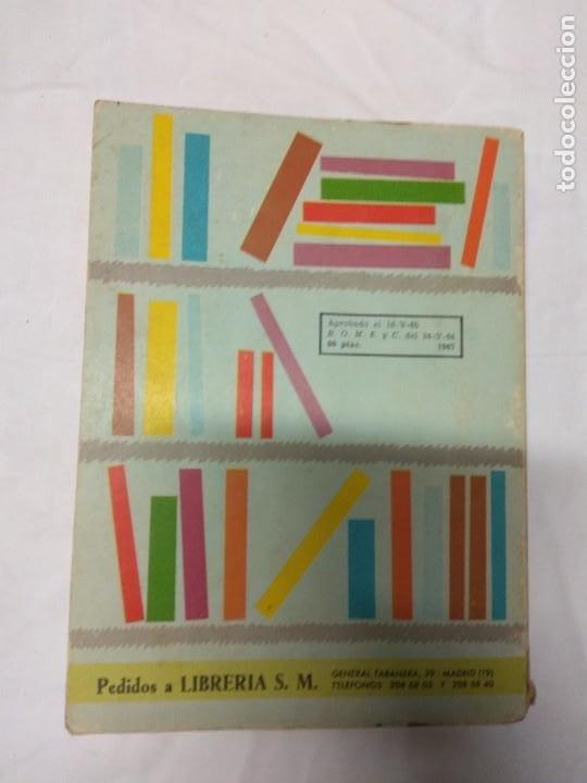 Libros de segunda mano: Lengua española y literatura. 4° curso. Librería S.M. - Foto 3 - 220862495