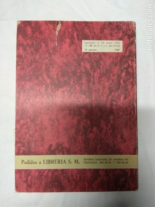 Libros de segunda mano: Física y química. 4° curso. Librería S.M. - Foto 3 - 220864028