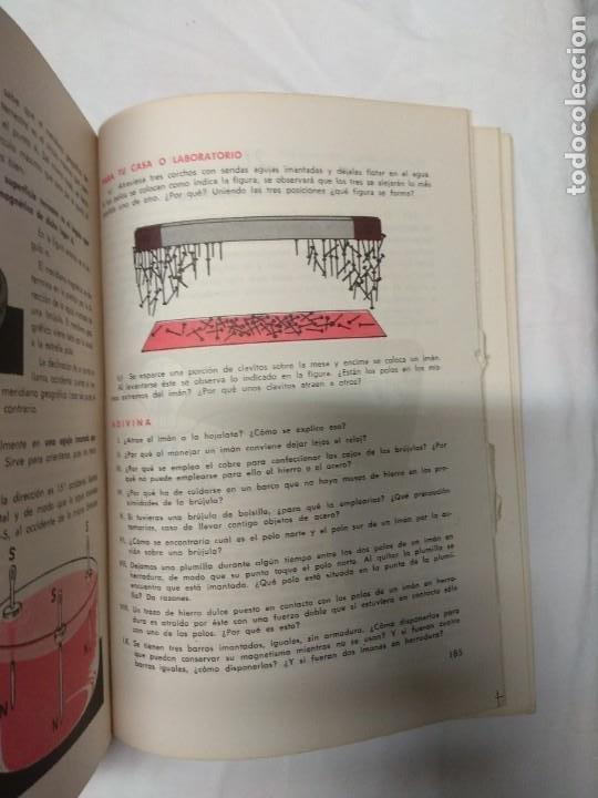 Libros de segunda mano: Física y química. 4° curso. Librería S.M. - Foto 5 - 220864028