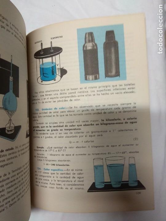 Libros de segunda mano: Física y química. 4° curso. Librería S.M. - Foto 6 - 220864028