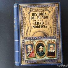 Libros de segunda mano: HISTORIA DEL MUNDO EN LA EDAD MODERNA TOMO II. LA REFORMA.. Lote 221122361