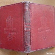 Libros de segunda mano: 1945 DISRAELÍ- ANDRÉ MAUROIS / CRISOL AGUILAR Nº 1. Lote 221147012