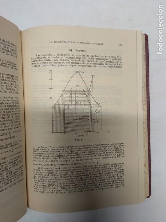 Libros de segunda mano: Manual del constructor de maquinas. Tomo 1 y 2. H. Dubbel. - Foto 3 - 221156283