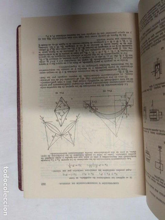 Libros de segunda mano: Manual del constructor de maquinas. Tomo 1 y 2. H. Dubbel. - Foto 4 - 221156283