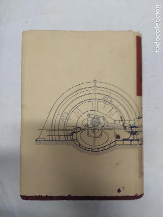 Libros de segunda mano: Manual del constructor de maquinas. Tomo 1 y 2. H. Dubbel. - Foto 7 - 221156283