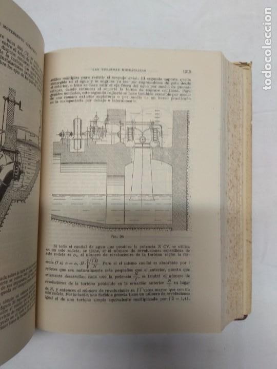Libros de segunda mano: Manual del constructor de maquinas. Tomo 1 y 2. H. Dubbel. - Foto 9 - 221156283