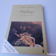 Libros de segunda mano: WYLFINGO LOS SIGNOS DE ODÍN. Lote 221238331