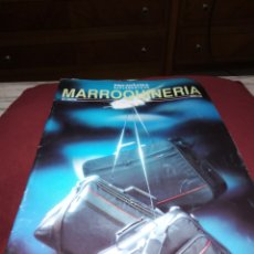 Libros de segunda mano: REVISTA PRENSA PIEL. SUPLEMENTO DE MARROQUINERIA. AÑO 1992. Lote 221273246