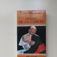 Libros de segunda mano: DIARIO DE LA CÁRCEL. Lote 221325658