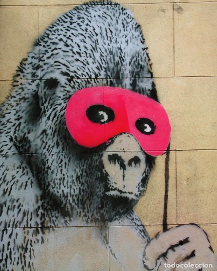 Libros de segunda mano: WHERE`S BANKSY ? XAVIER TAPIES ED GRAFFITO BOOKS LONDON 2016 1ª EDICIÓN OBRAS BANSKY 2002-2016 - Foto 3 - 221411656