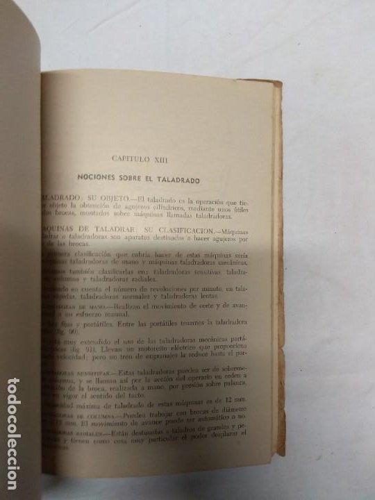 Libros de segunda mano: Tecnología para las ramas del metal, minería, automovilismo y textil. Juan B. De Ocaña y Ocaña. - Foto 4 - 221427682