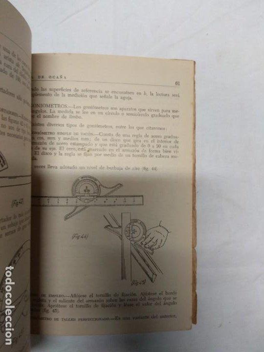 Libros de segunda mano: Tecnología para las ramas del metal, minería, automovilismo y textil. Juan B. De Ocaña y Ocaña. - Foto 5 - 221427682