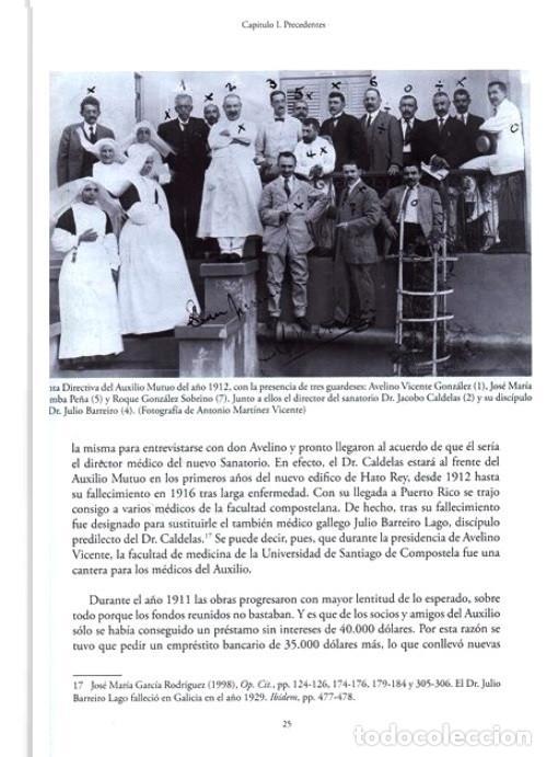 Libros de segunda mano: X4016 - HOSPITAL CASA ASILO DE A GUARDA (1918-2018). HISTORIA. PONTEVEDRA. GALICIA. NUEVO. - Foto 2 - 221496447