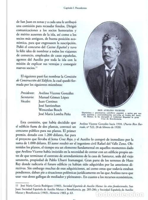 Libros de segunda mano: X4016 - HOSPITAL CASA ASILO DE A GUARDA (1918-2018). HISTORIA. PONTEVEDRA. GALICIA. NUEVO. - Foto 7 - 221496447