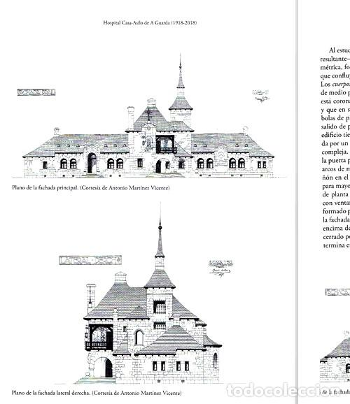 Libros de segunda mano: X4016 - HOSPITAL CASA ASILO DE A GUARDA (1918-2018). HISTORIA. PONTEVEDRA. GALICIA. NUEVO. - Foto 12 - 221496447