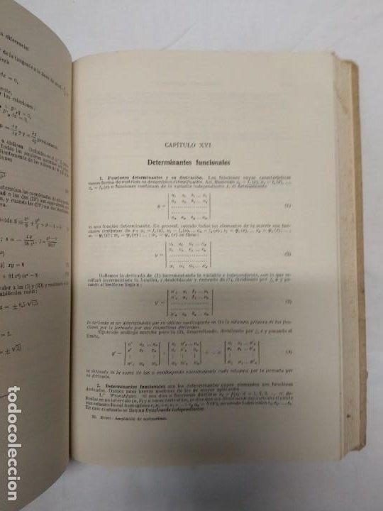 Libros de segunda mano: Ampliación de matemáticas. I. Rubio Sanjuán. - Foto 3 - 221558077