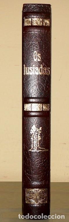 Libros de segunda mano: OS LUSIADAS. LUIS DE CAMOES. ED. BOREAL XUNTANZA. - Foto 2 - 221561885