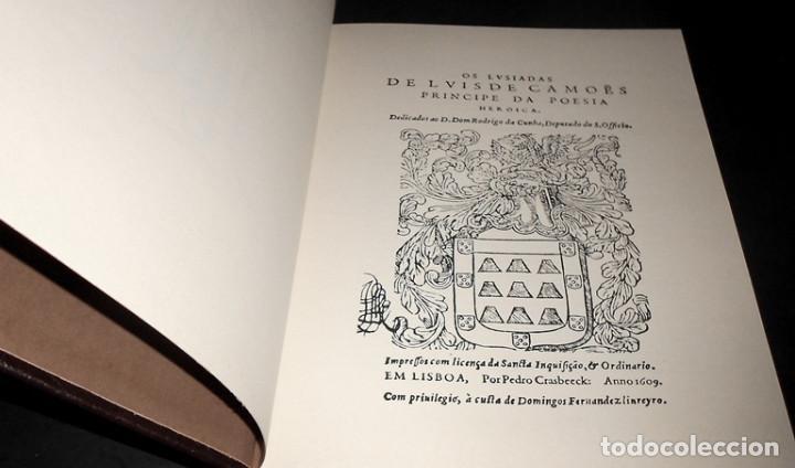 Libros de segunda mano: OS LUSIADAS. LUIS DE CAMOES. ED. BOREAL XUNTANZA. - Foto 3 - 221561885