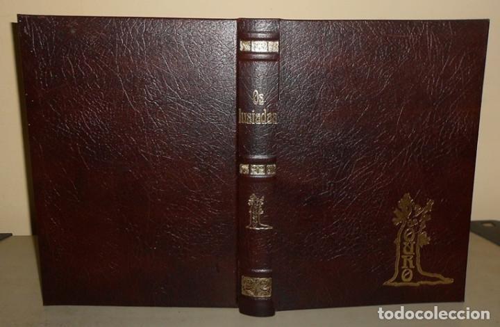 OS LUSIADAS. LUIS DE CAMOES. ED. BOREAL XUNTANZA. (Libros de Segunda Mano - Historia - Otros)