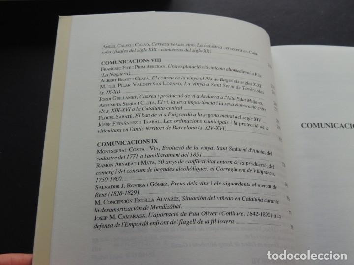 Libros de segunda mano: VINYES I VINS: MIL ANYS DHISTÒRIA.(Obra completa) Emili Giralt i Raventós (coord.) - Foto 6 - 221574762