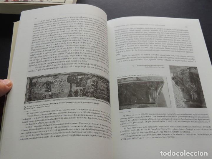 Libros de segunda mano: VINYES I VINS: MIL ANYS DHISTÒRIA.(Obra completa) Emili Giralt i Raventós (coord.) - Foto 12 - 221574762