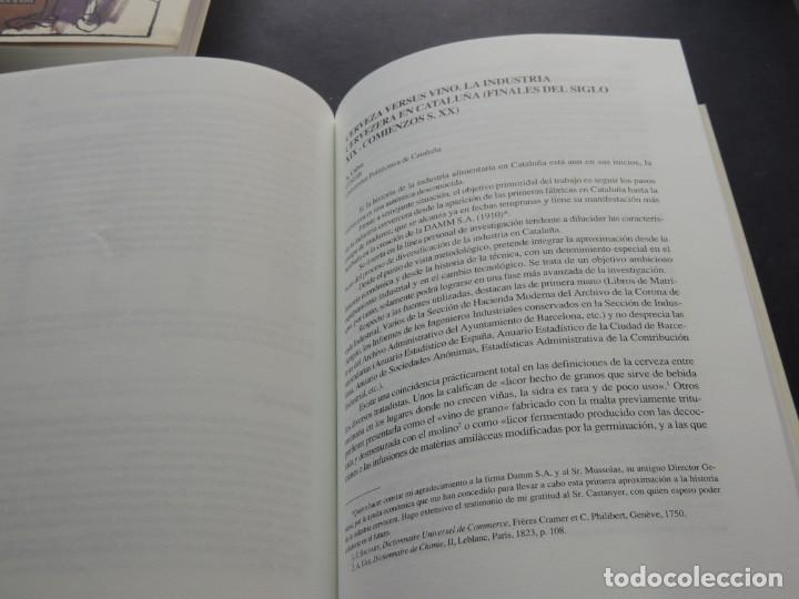 Libros de segunda mano: VINYES I VINS: MIL ANYS DHISTÒRIA.(Obra completa) Emili Giralt i Raventós (coord.) - Foto 16 - 221574762