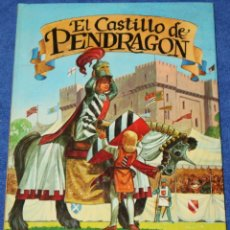 Libros de segunda mano: EL CASTILLO DE PENDRAGON - PETER SEYMOUR - MONTENA (1982) ¡IMPECABLE!. Lote 221576756