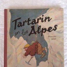 Libros de segunda mano: AVENTURAS DE TARTARÍN EN LOS ALPES. ALFONSO DAUDET. EDITORIAL MAUCCI. LIBRO. Lote 221577768