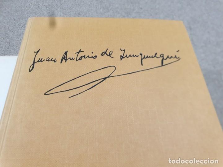 Libros de segunda mano: LITERATURA.....JUAN ANTONIO DE ZUNZUNEGUI.....OBRAS COMPLETAS...2 TOMOS....1972.... - Foto 4 - 221599470