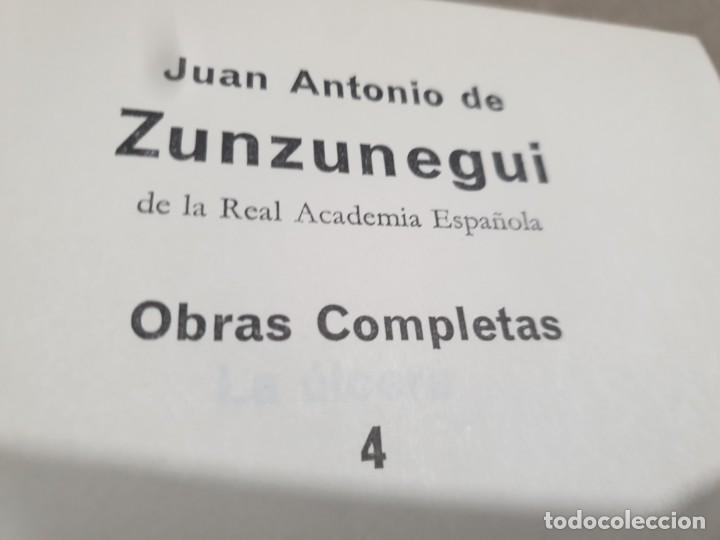 Libros de segunda mano: LITERATURA.....JUAN ANTONIO DE ZUNZUNEGUI.....OBRAS COMPLETAS...2 TOMOS....1972.... - Foto 5 - 221599470