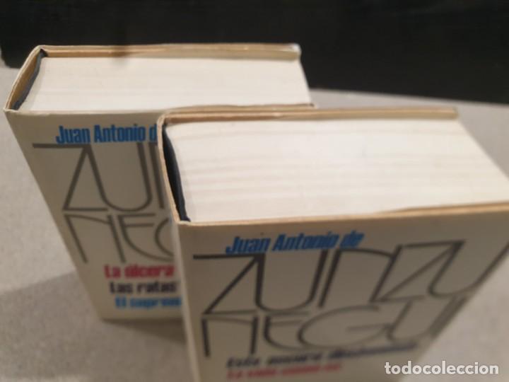 Libros de segunda mano: LITERATURA.....JUAN ANTONIO DE ZUNZUNEGUI.....OBRAS COMPLETAS...2 TOMOS....1972.... - Foto 16 - 221599470
