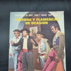 Libros de segunda mano: AVENTURAS DE GABY, FOFO Y MILIKI CON FOFITO. Lote 221652401