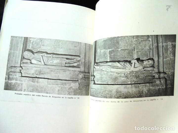 Libros de segunda mano: Santa Maria de Castelló d'Empúries Jaime Marquès Casanovas 1982 cuarta edición revisada y actualizad - Foto 2 - 221665711