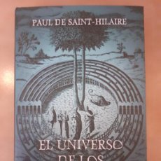 Libros de segunda mano: EL UNIVERSO DE LOS LABERINTOS - PAUL DE SAINT HILAIRE - CÍRCULO DE LECTORES - TAPA DURA. Lote 221690578