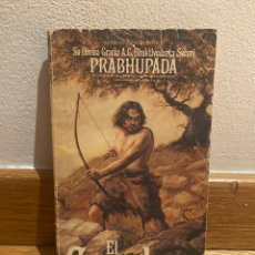 Libros de segunda mano: EL CAZADOR... PRABHUPADA. Lote 221731933